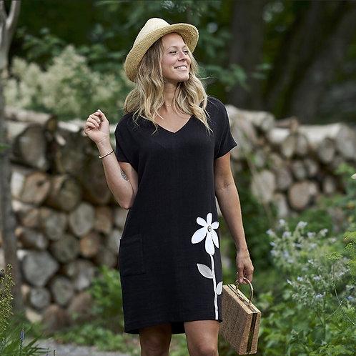 Robe Florentine noir Rien ne se perd