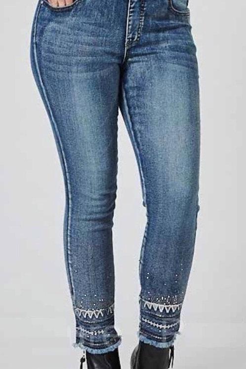 Jeans bleu  GG jeans