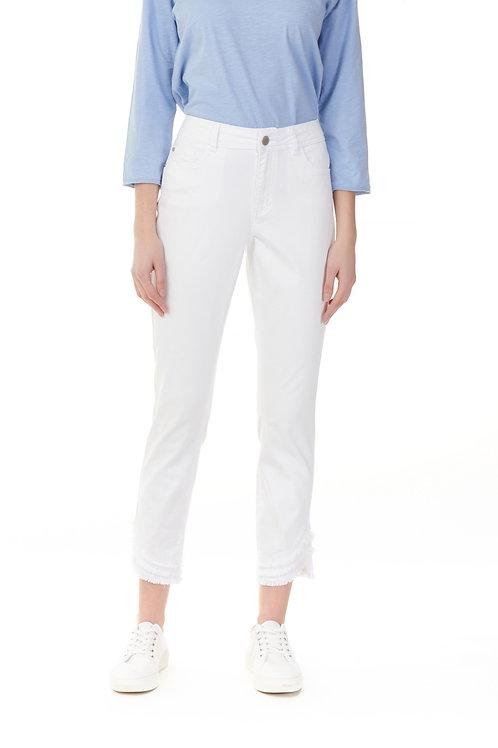 Pantalon blanc Charlie B