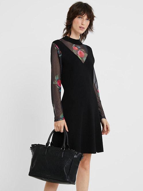 Robe noir Desigual