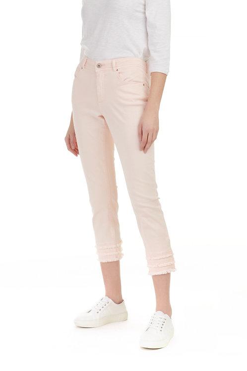 Pantalon 3/4 rose pâle Charlie B