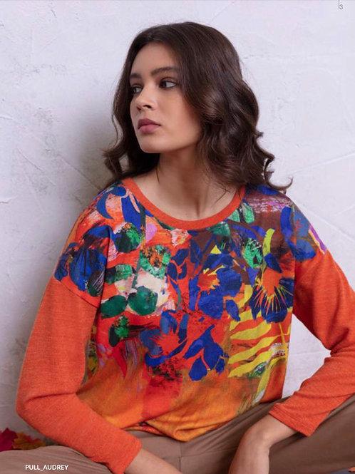 Chandail Audrey Maloka