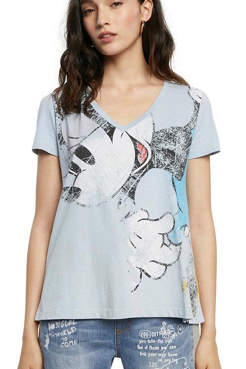 T-Shirt Minnie Mouse Desigual