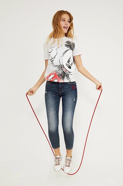 T-Shirt Mickey Mouse Desigual
