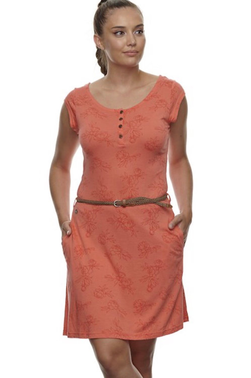 Robe Zephie corail Ragwear