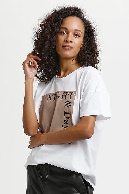 KAlera T-Shirt night&day KAFFE