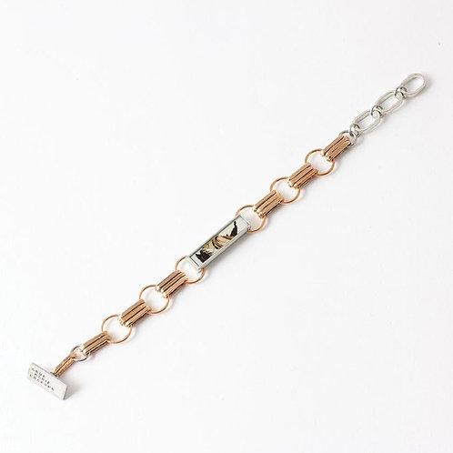 Bracelet Fabius fauve Anne-Marie Chagnon