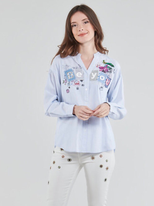 Blouse Be You Desigual