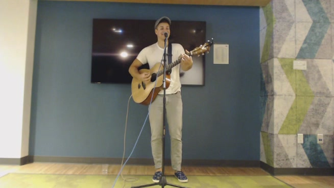 Mitchel Dae's Acoustic Sunday Performance