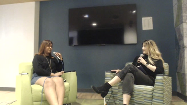Jeanne Batoon's Acoustic Sunday Interview