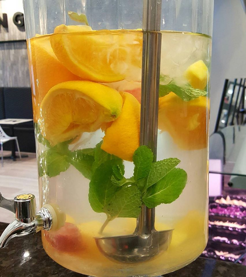 Infused Water!