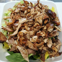 Double Chicken Salad!