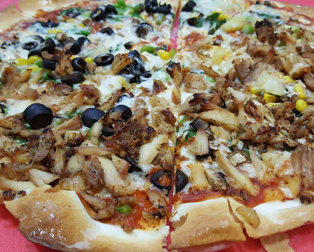 The Thinnest Crust Pizza