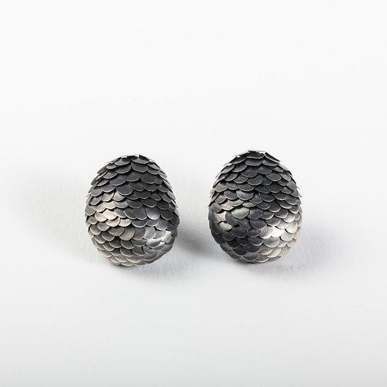 Amaru Studs Silver