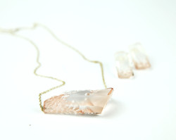 Crystal Single Pendant
