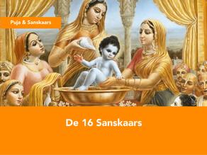 De 16 Sanskaars