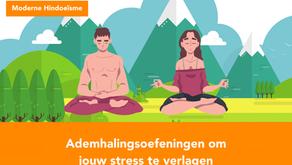 Yoga en meditatie: Ademhalingsoefeningen om jouw stress te verlagen