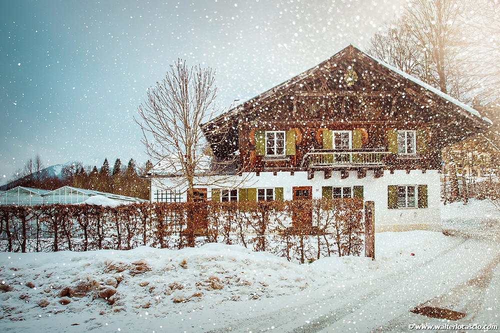 Baviera, Linderhof