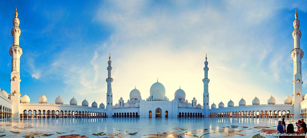 Fotografie Abu Dhabi