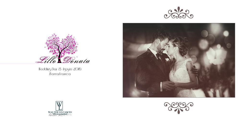 Lillo & Donata, servizio fotografico per matrimonio