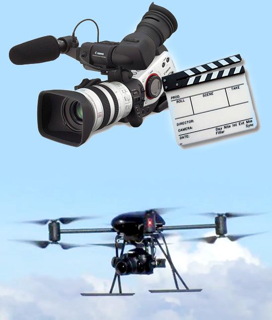 SERVIZIO VIDEO E DRONE