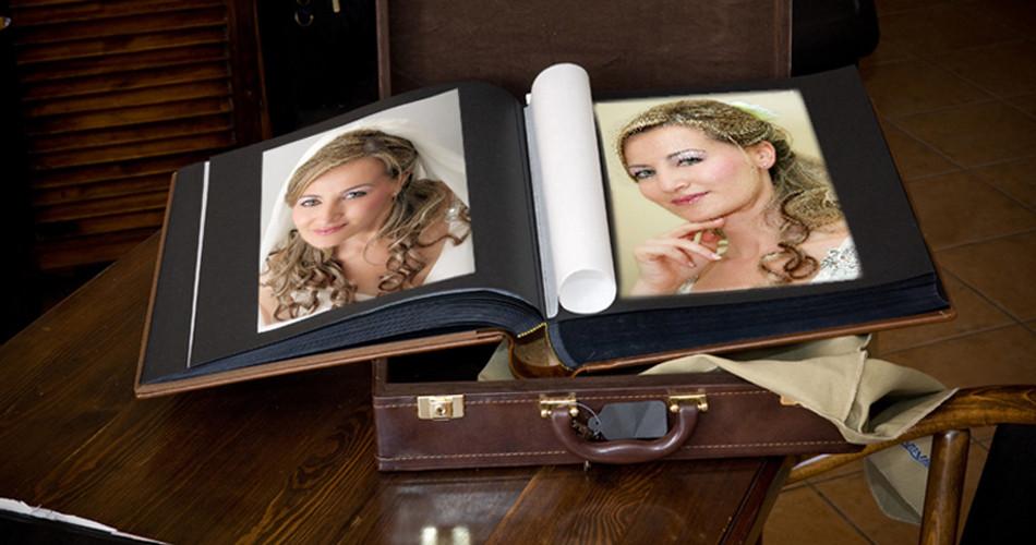 Album tradizionale classico per matrimonio