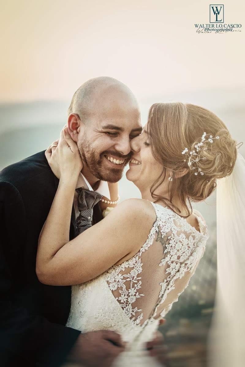 Servizio fotografico sposi a Mazzarino