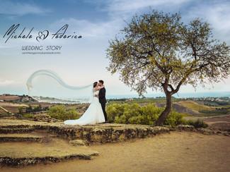 Michele & Federica, Wedding Day