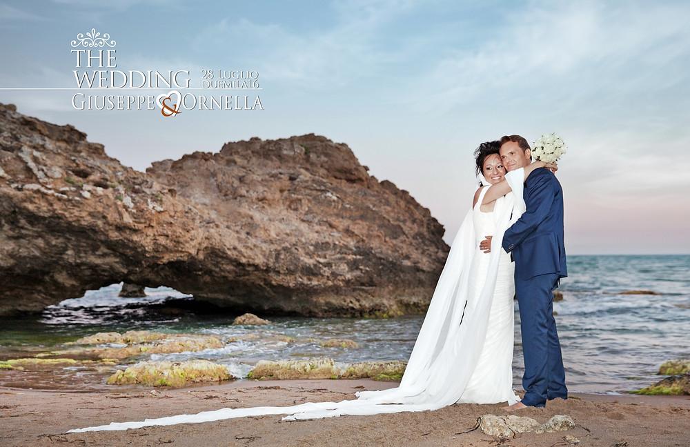Servizio Fotografico Matrimonio Castello di Falconara (CL)