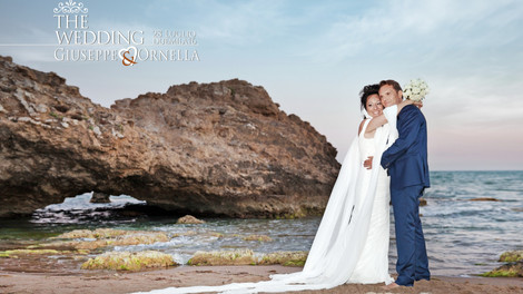Giuseppe & Ornella, il servizio fotografico