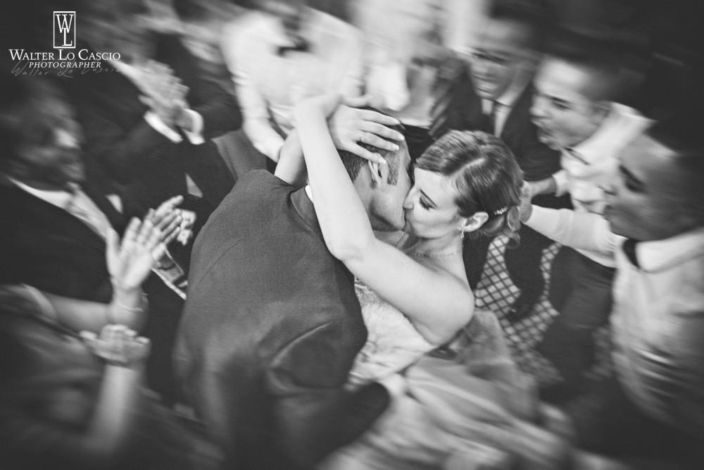 Il ballo degli sposi. The dance of the newlyweds