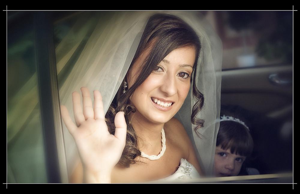Album fotografico matrimonio