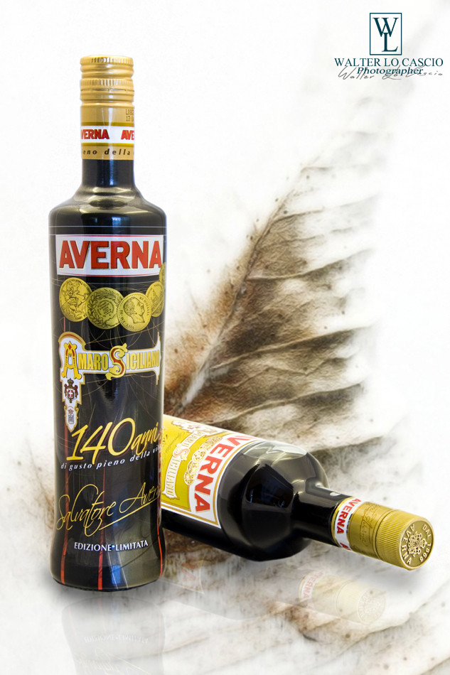 Photo Still Life Amaro Averna