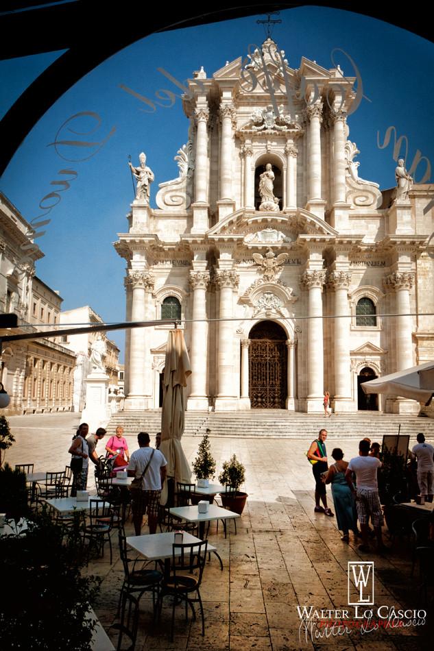 Siracusa, Piazza Duomo Ortigia