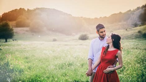 Pre Wedding a Piano Battaglia, nel cuore delle Madonie, di Andrea & Sara .