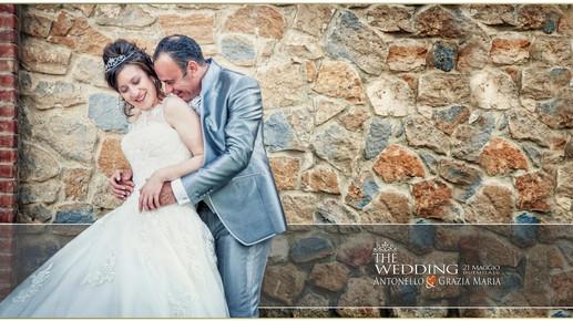 Antonello & Grazia Maria, il servizio fotografico