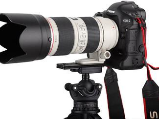 Due nuovi obiettivi, entrano a far parte del mio corredo fotografico: Canon 70-200 mm f/2.8 L IS II