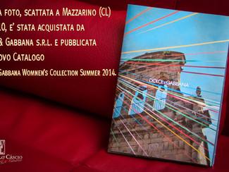 Dolce & Gabbana acquista una mia foto