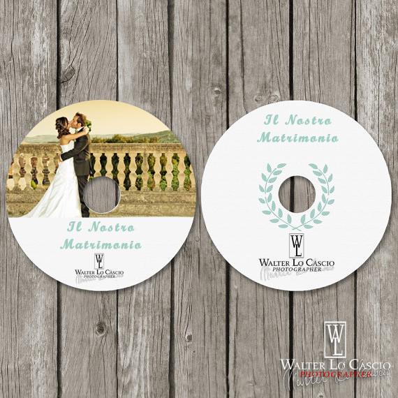 DVD in regalo per gli sposi e i parenti SDE