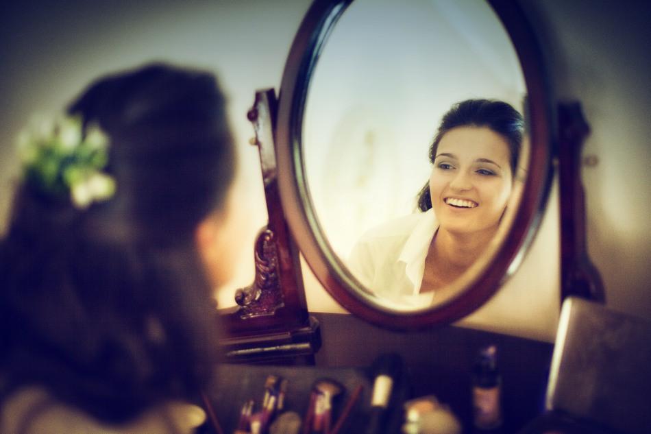 I preparativi della sposa in foto