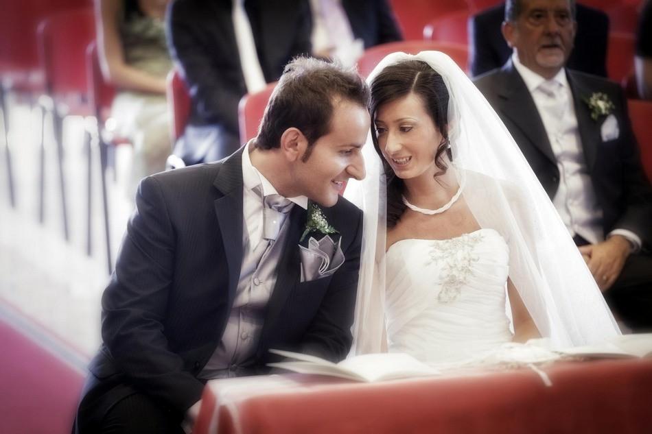 Fotografia Matrimonio in chiesa