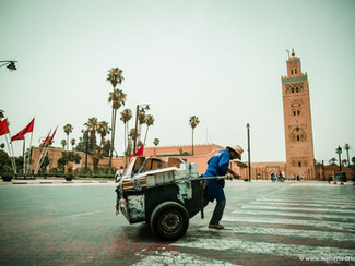 Photo Reportage in Marocco