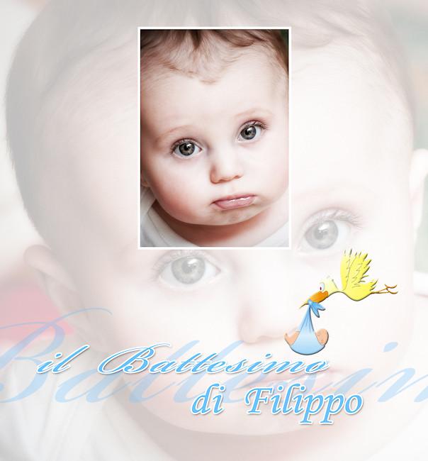 Fotolibro Battesimo Agira