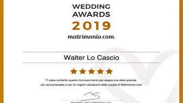 Wedding Award 2019