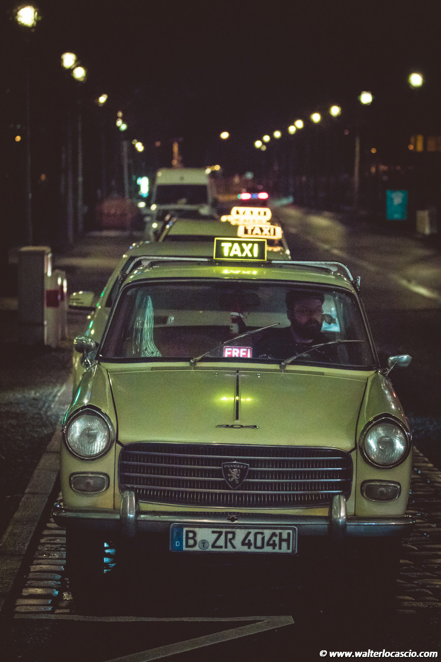 Photo Germania, Taxi