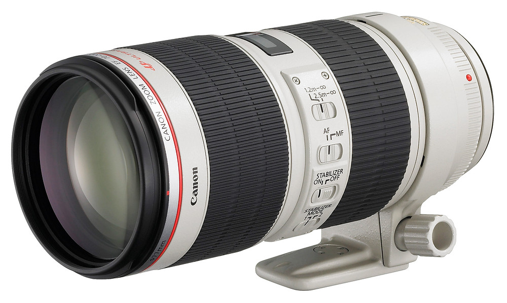 Canon 70-200 mm f/2.8 L IS II USM