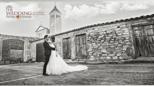 Pietro & Stefania, il servizio fotografico