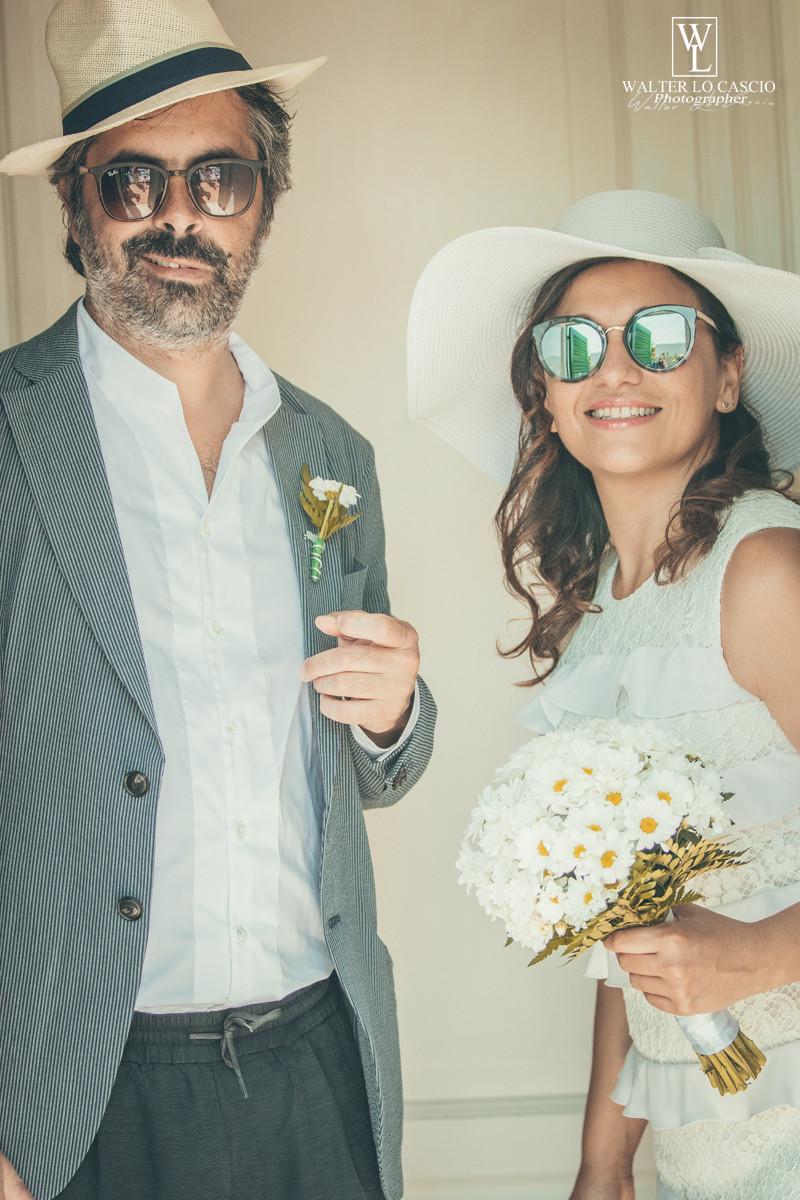 Matrimonio in Sicilia, Favignana