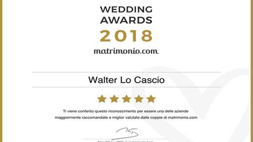 WEDDINGS AWARDS 2018 by matrimonio.com