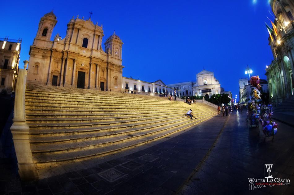 Noto, Il barocco. Duomo di Noto